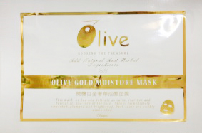 白金奢華活顏面膜 Gold Moisture Mask 5pcs/25ml